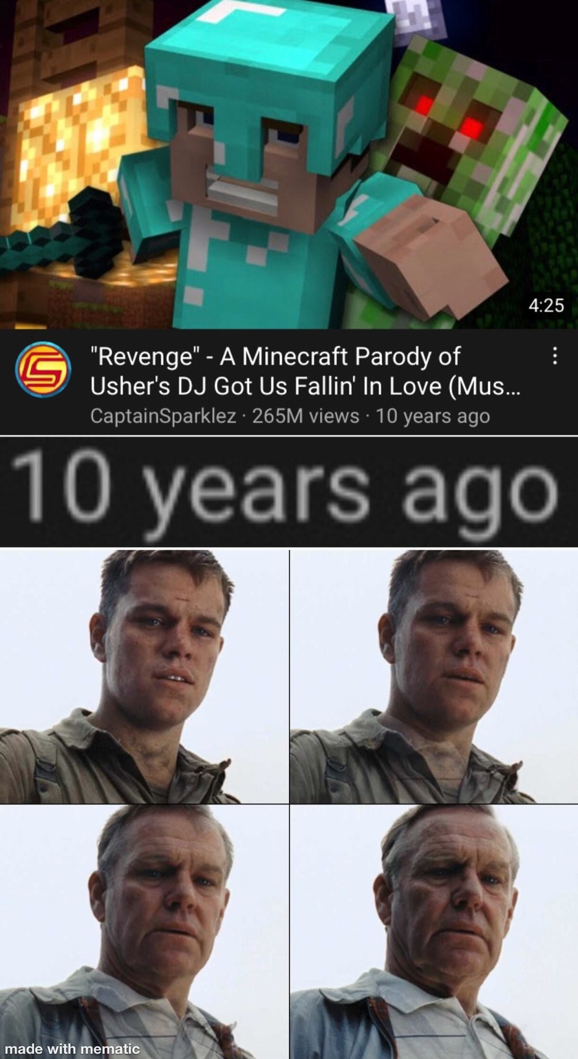 I feel old - meme