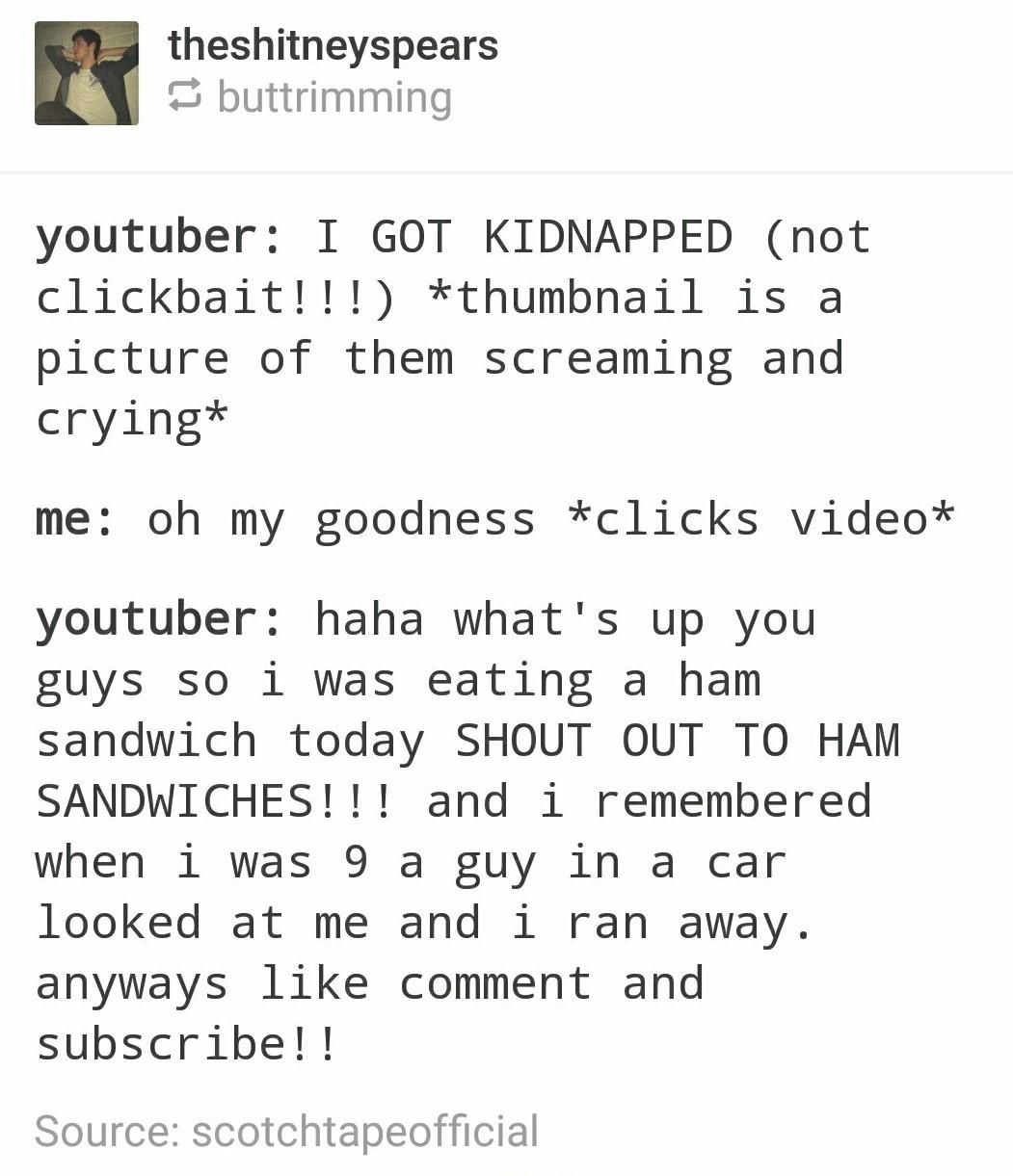 Youtuber bandwagon - meme