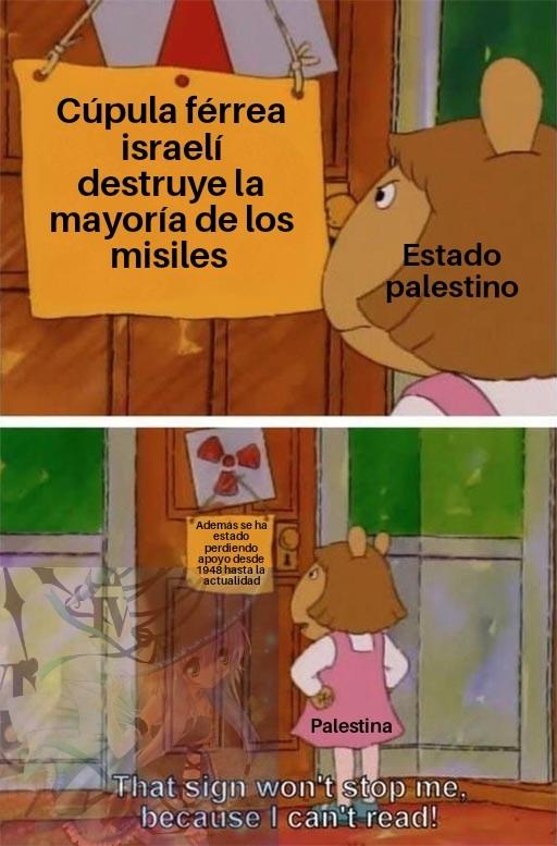Solo les queda ejecutar ataques de lluvia - meme