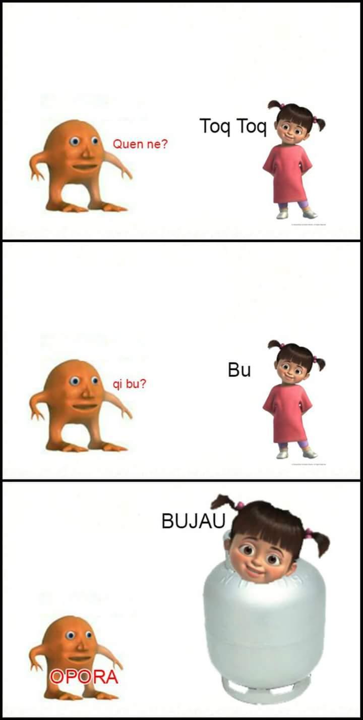Bujau - meme