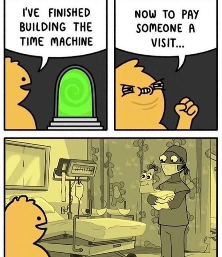 life finds a way - meme