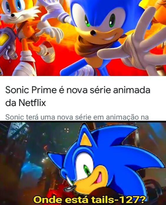 my name is sonicmus prime! - meme