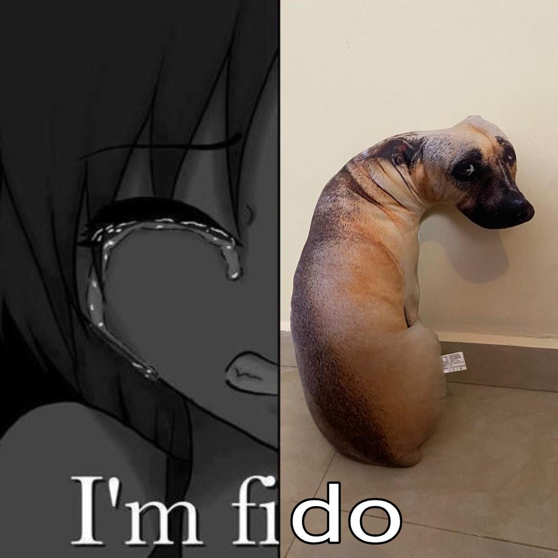 Fido El Perro De Missasinfonia - meme