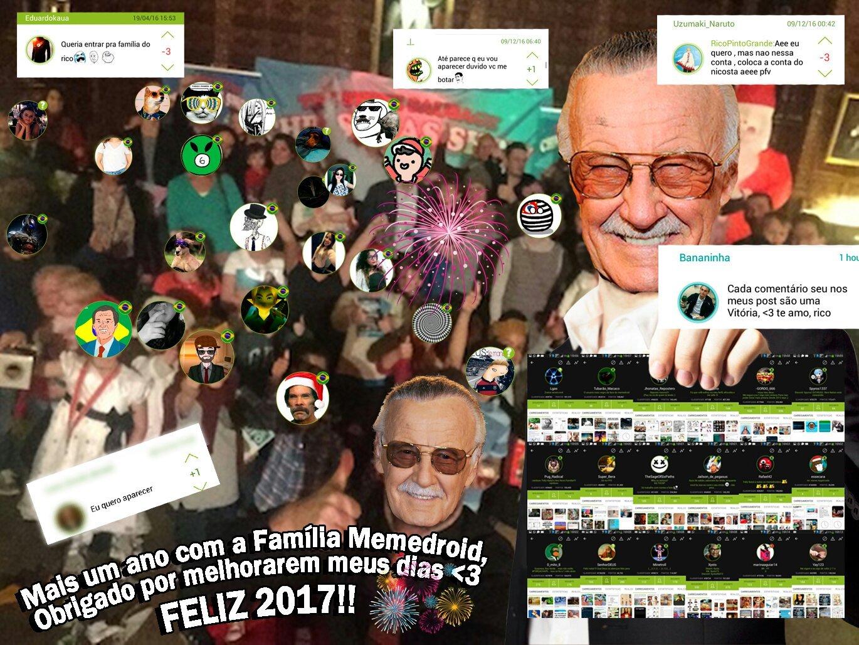2017: Novas Guerras, Novas Intrigas, Novas Amizades, Novos Reposts | 2017 OS BRODI CONSEGUE AQUELA 10/10 - meme