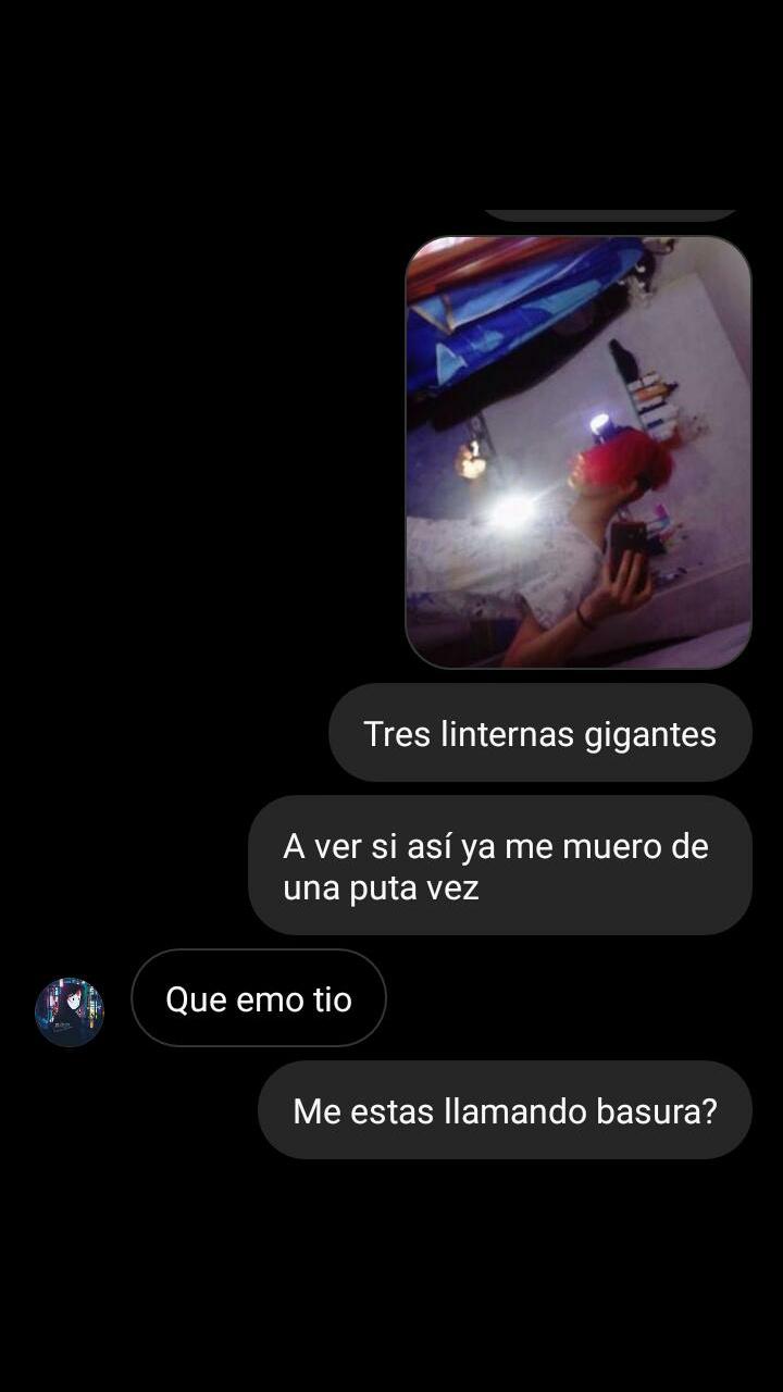 Emo = basura - meme