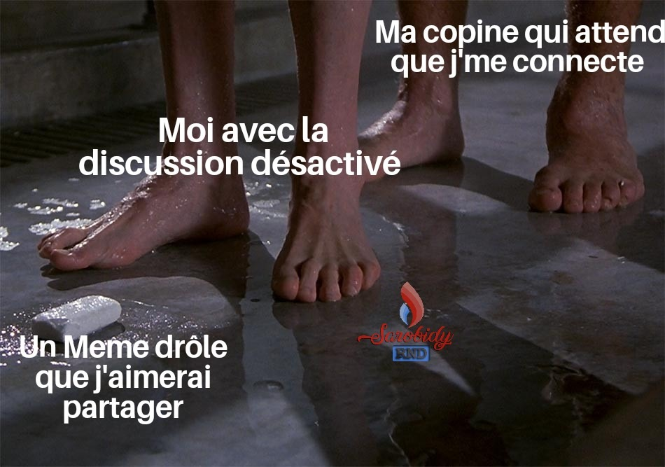Tentation - meme
