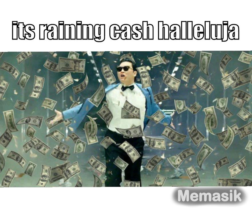 Quando sei troppo ricco - meme