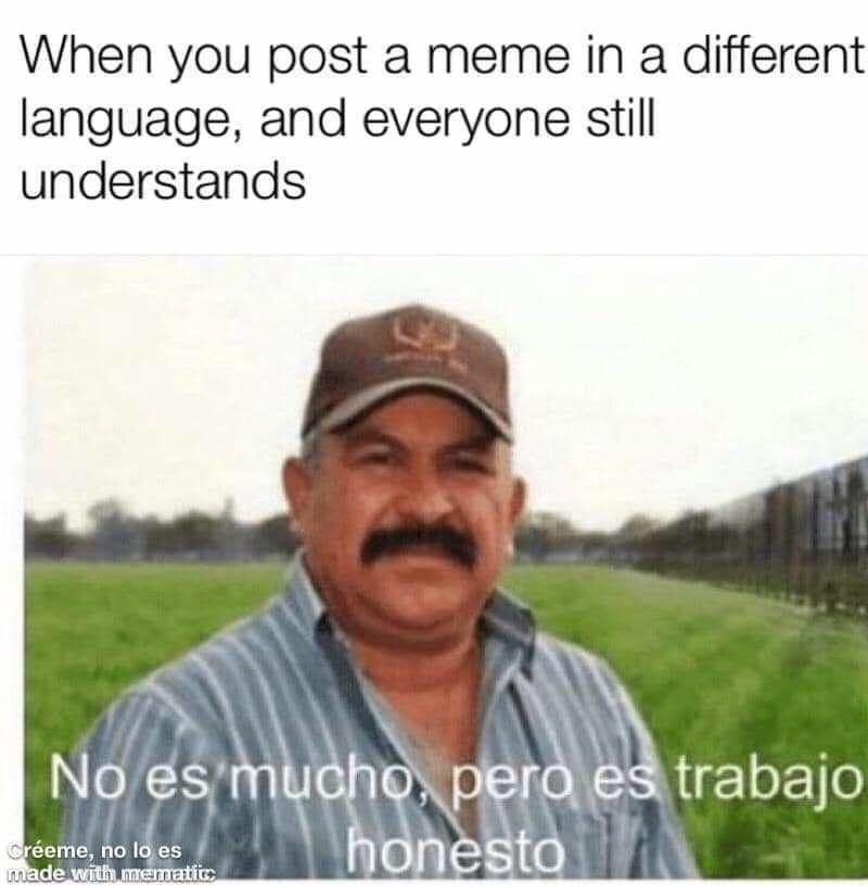 si senor! - meme