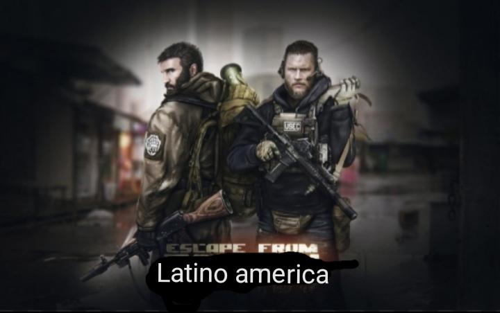 Escape From latino america - meme