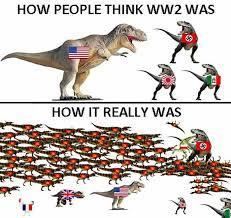 the war - meme