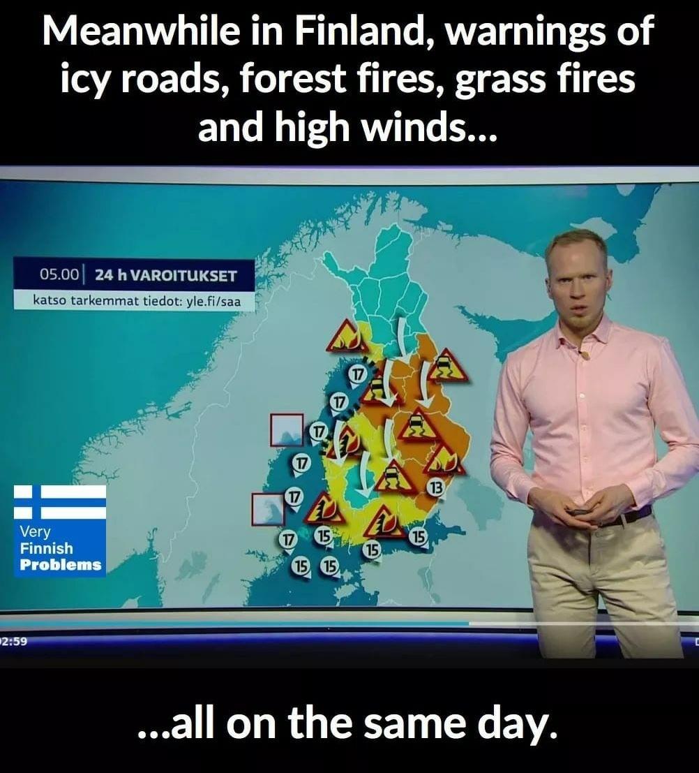 Insert Finland - meme