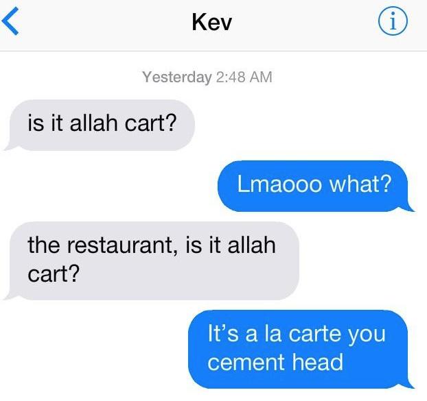 Kev the cement head - meme