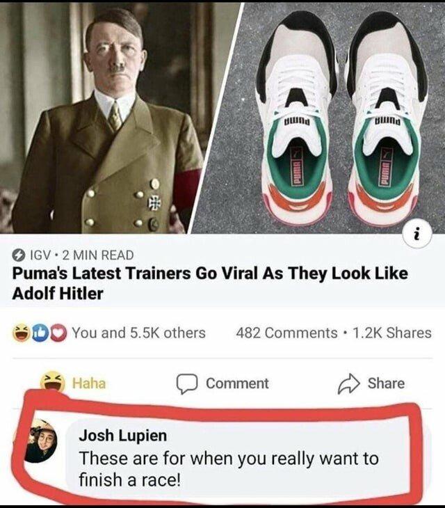 Bold pun - meme