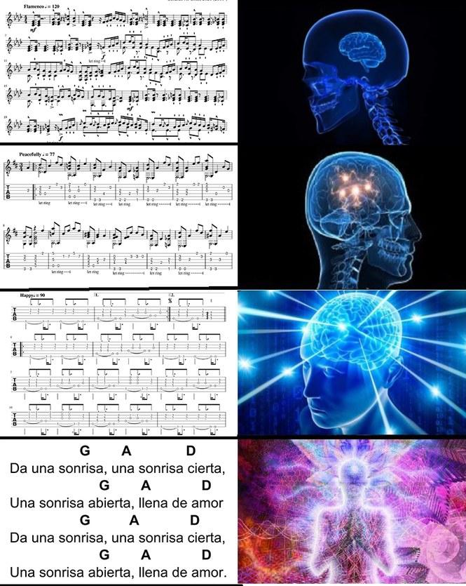 Sólo los guitarristas entenderán - meme