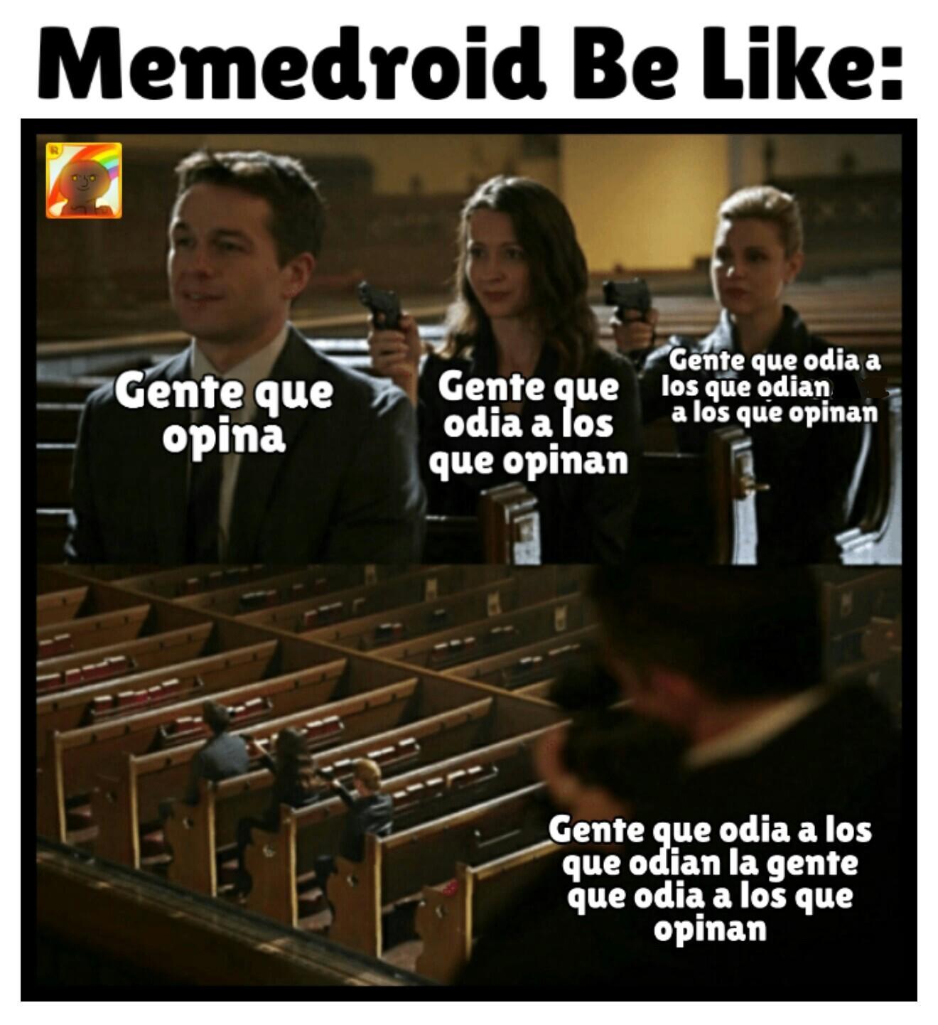 Gente - meme