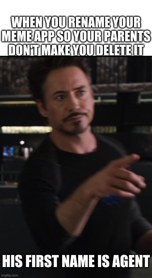RIP Iron Man - meme