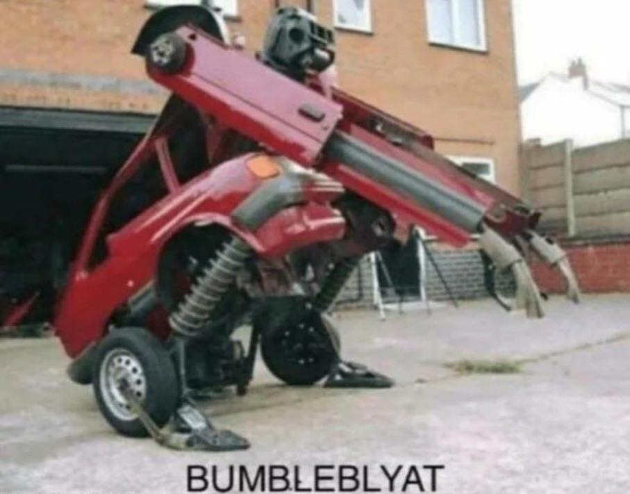Bumble - meme