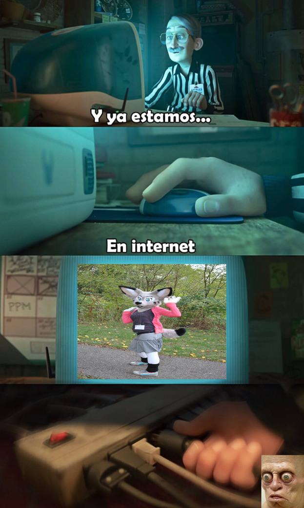 Wifi Ralph :o - meme