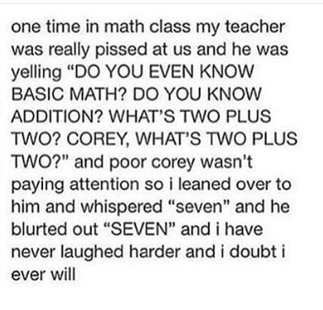math is hard - meme
