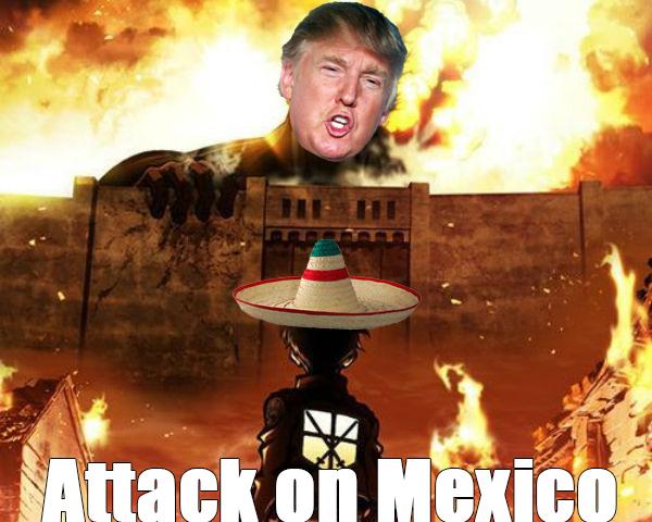 Vote Donald's Trumpet heueheueuehehehue - meme