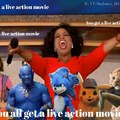 Live action for all