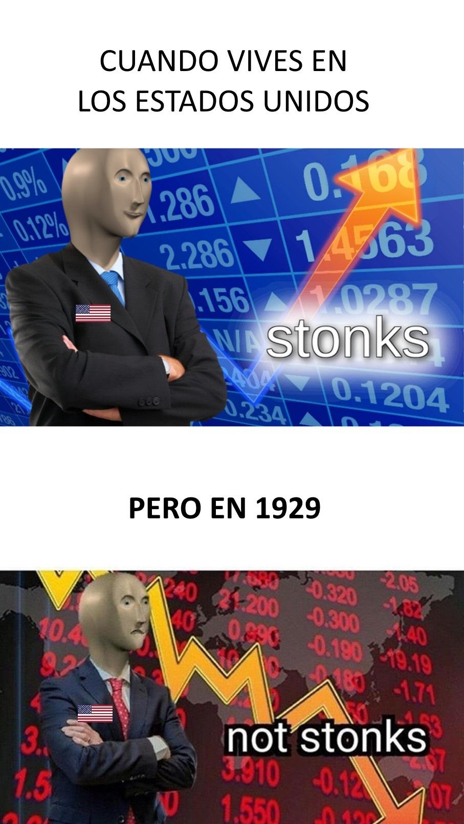 Crack del 29 be like - meme