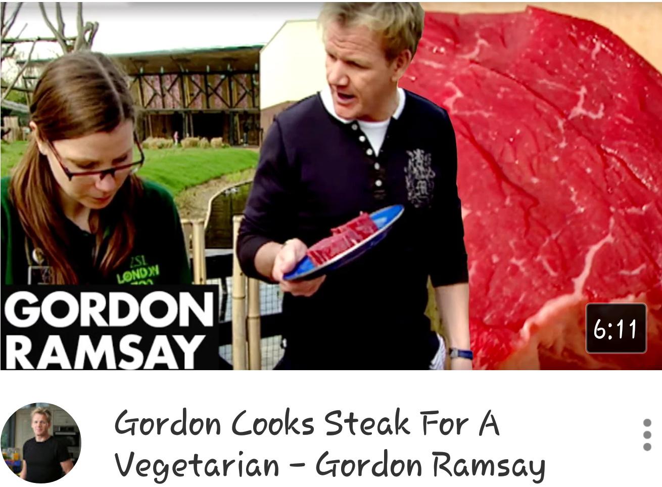Gordon is a Savage - meme