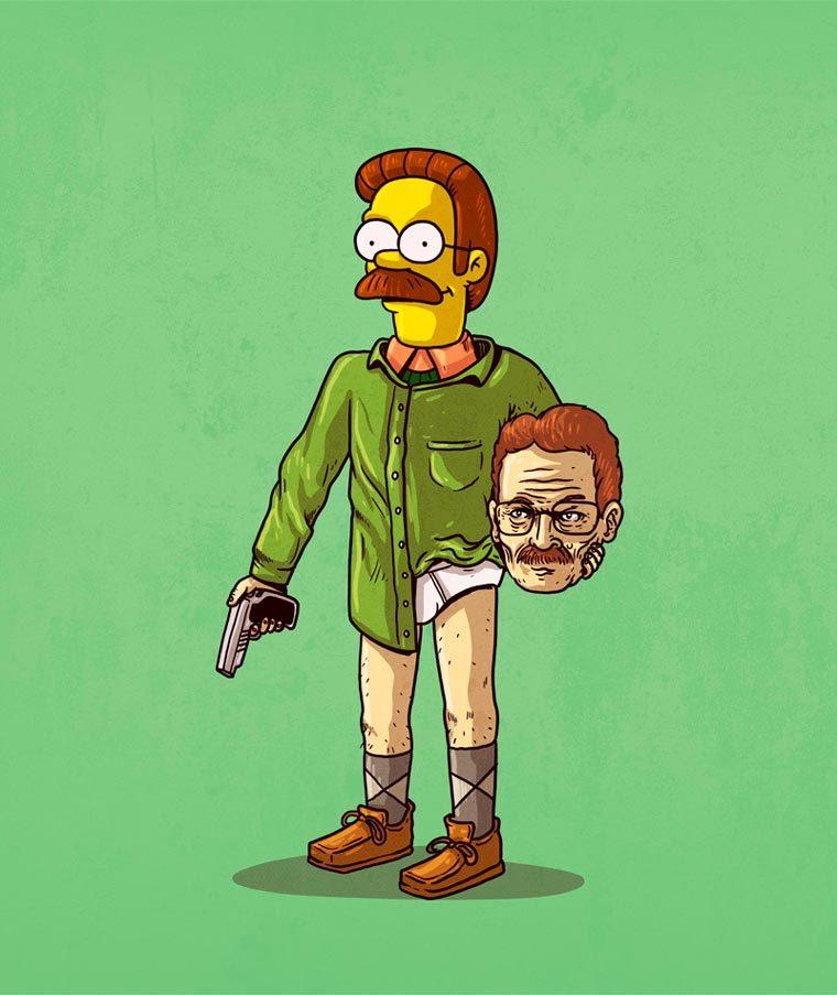 Walter Flanders ou Ned White à vous de voir