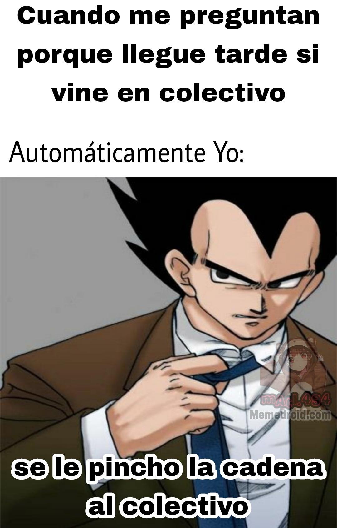 Vegeta - meme