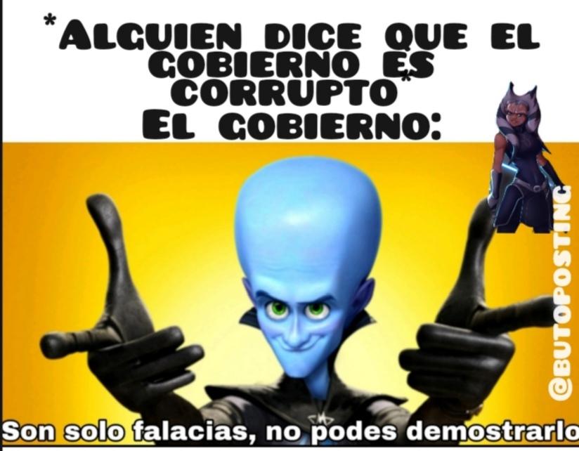 Falacia one - meme