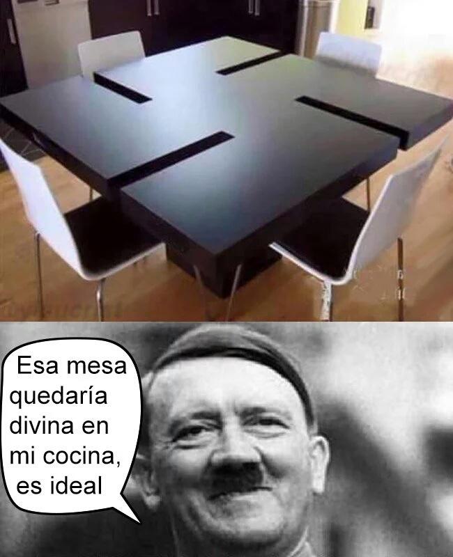 Hitler la quiere! - meme