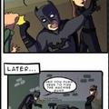 la logique de Batman