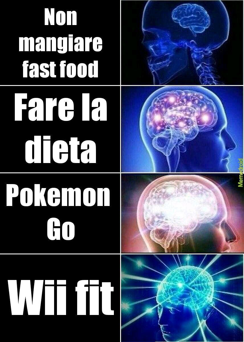 I migliori modi per dimagrire - meme
