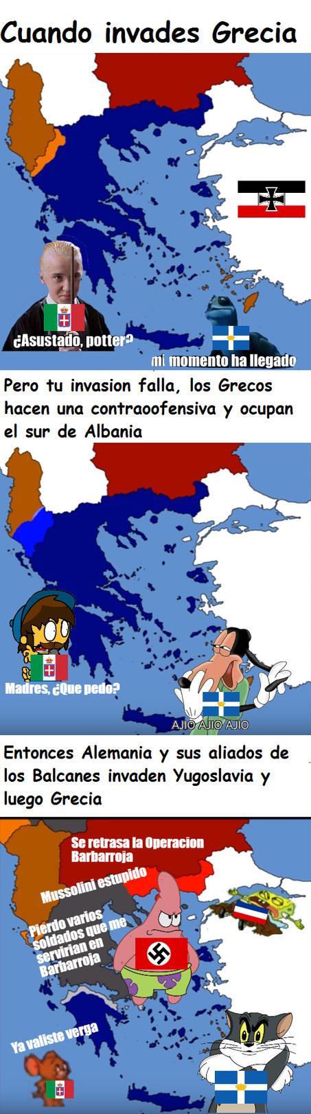 Greco italian guar - meme