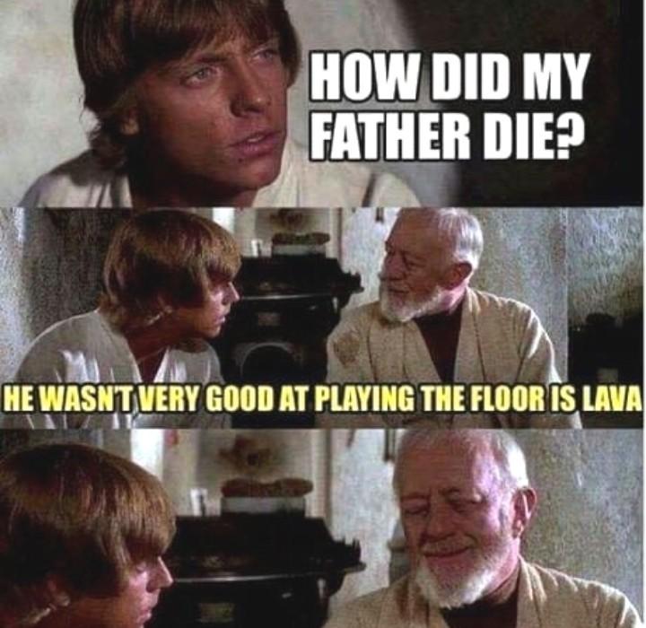Lol star wars - meme