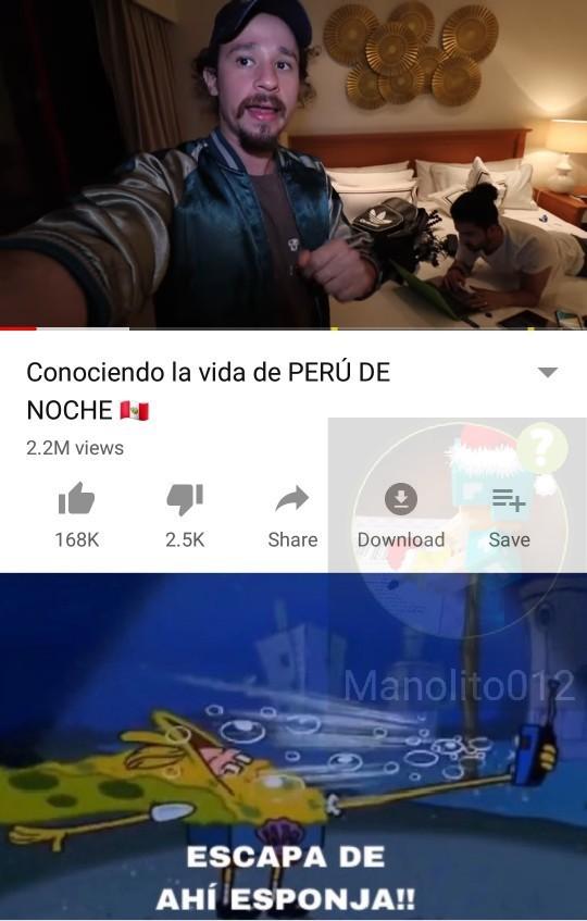 El Rey Palomo - meme