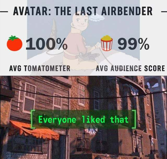 Avatar: the last airbender - meme