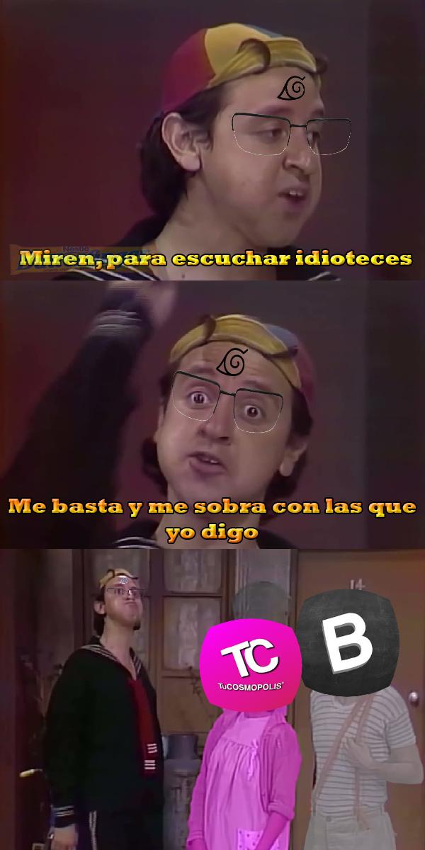 idioteces - meme