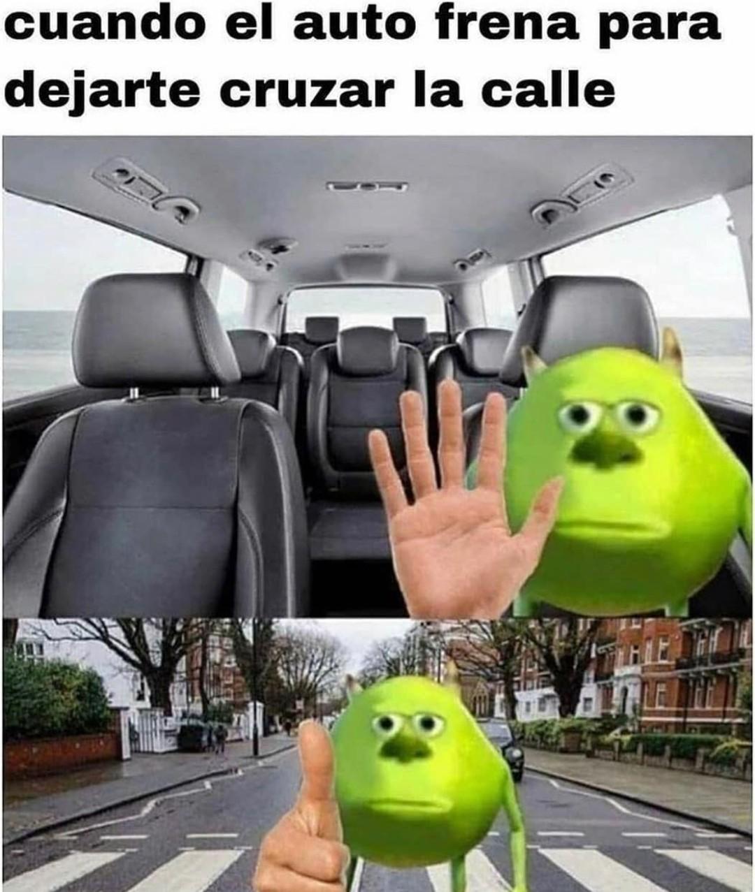 Coche - meme