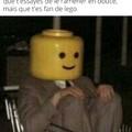 En vrai, c'est bien les Lego