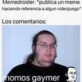 Momazos Gaymers