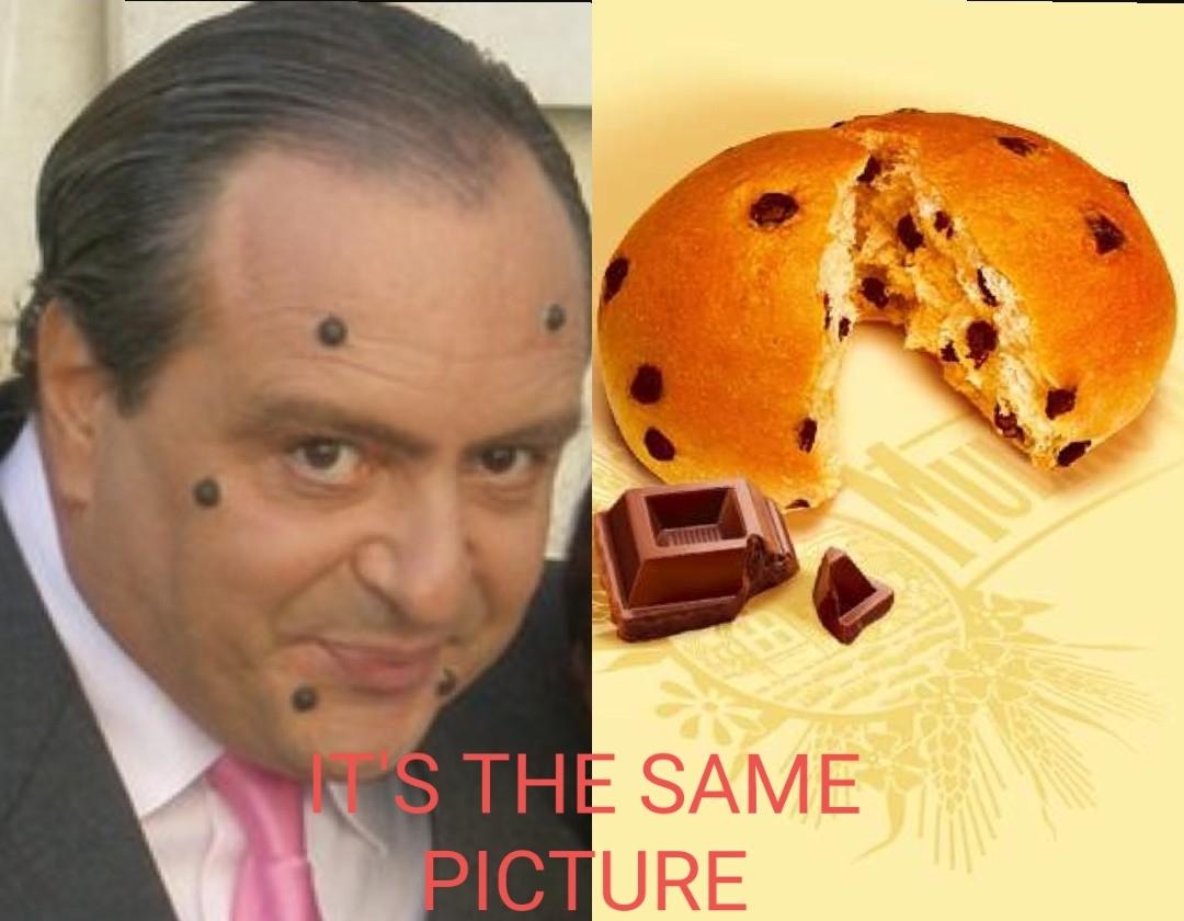 Sono identici :/ - meme