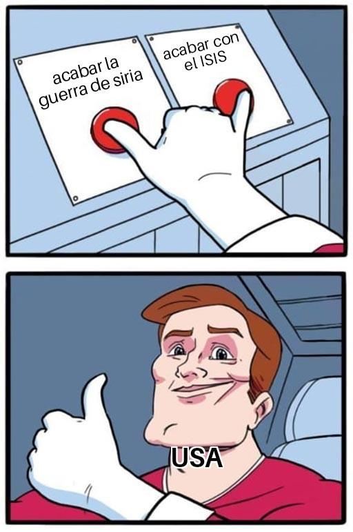 Típico de ESTADOS UNIDOS - meme