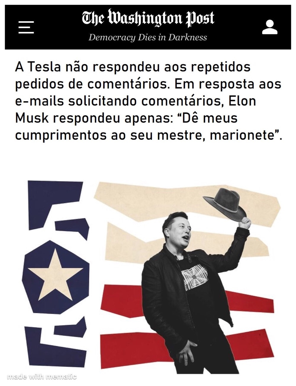 """entra a música: """"turn dow for what..."""" - meme"""