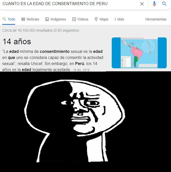 POR QUE EN PERÚ EXISTE ESO - meme