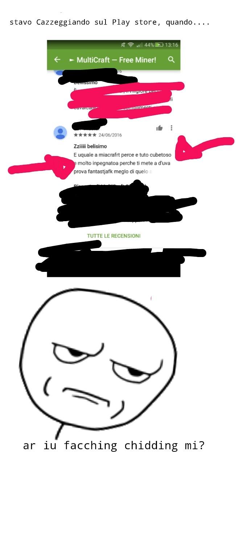 Ahhh quetti bug - meme
