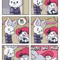 feliz ano novo e bastante vida p resto de suas vidas