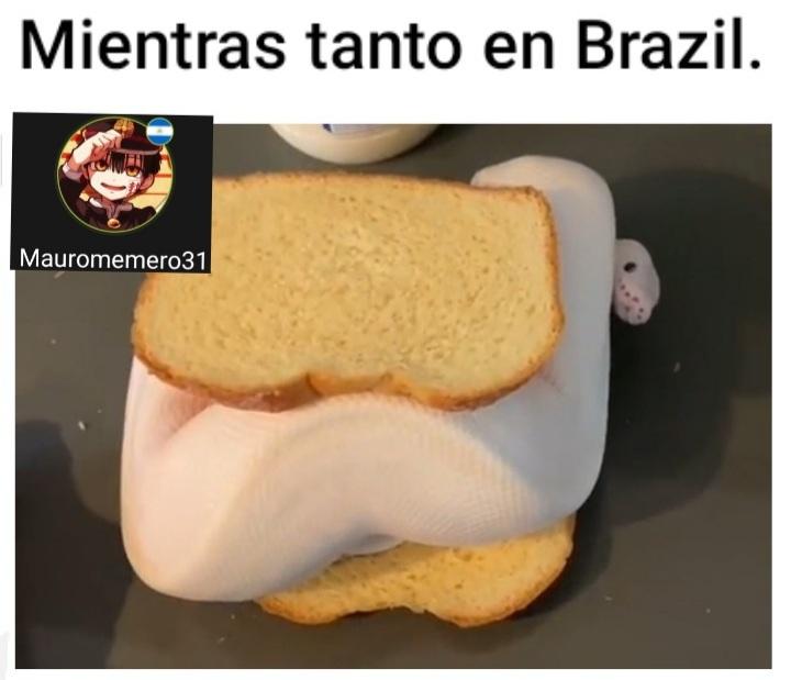 Momento Brazil. - meme