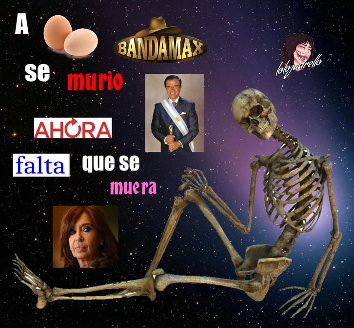 A huevo, faltan Kretina y Alverso - meme