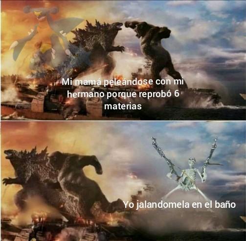 gigachadskeleton - meme